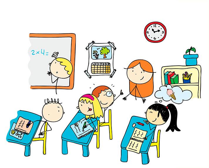 Acompañamos a niños y niñas con diferentes desarrollos a comprender, organizarse y expresarse mejor de una forma divertida.